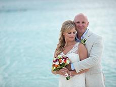 Heather & Ken| A Ritz-Carlton, Grand Cayman wedding