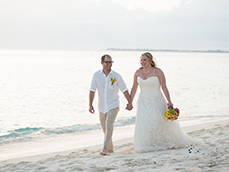 Liz & Sean | Westin Grand Cayman Wedding
