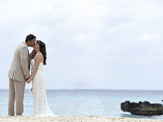 Sabrina + Scott | Cayman Wedding