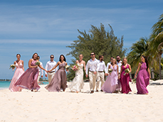 Cayman Wedding | Kristin + Chad