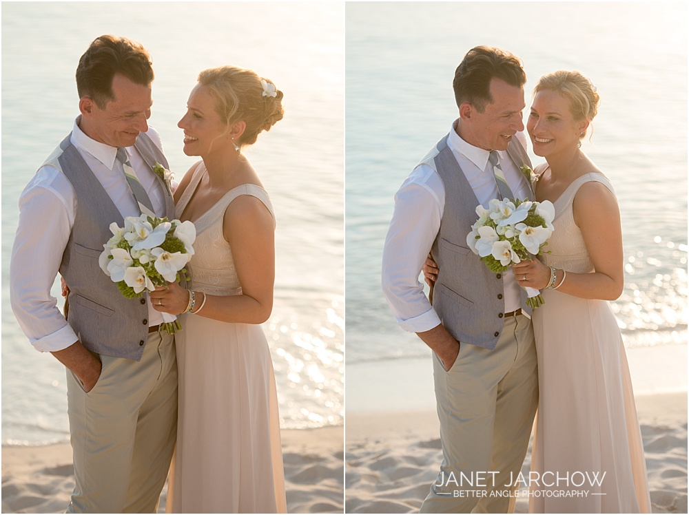 intimate destination wedding by Janet Jarchow