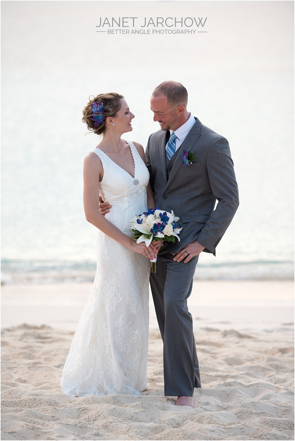 Intimate Beach Wedding at the Westin