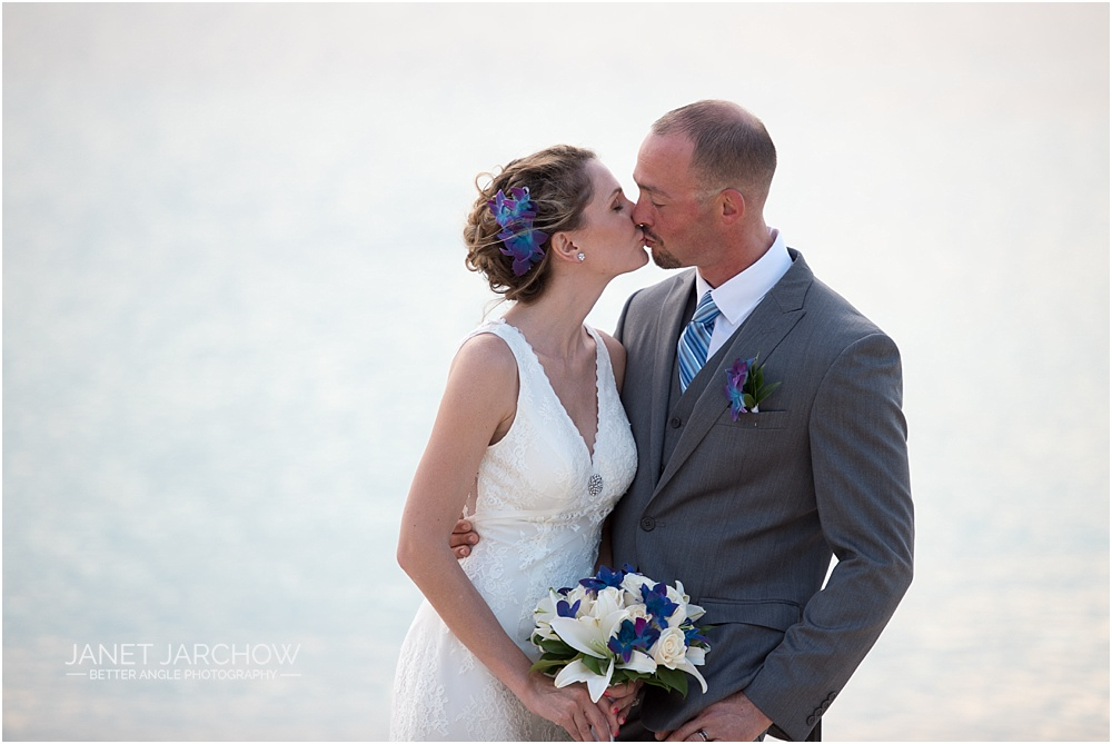Intimate Beach Wedding at The Westin, Grand Cayman