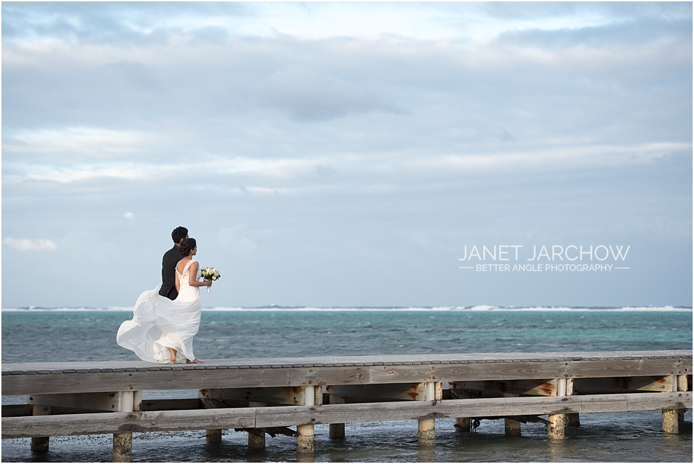 cayman east end wedding