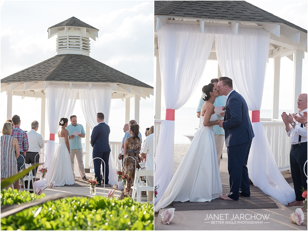 wedding at the westin grand cayman