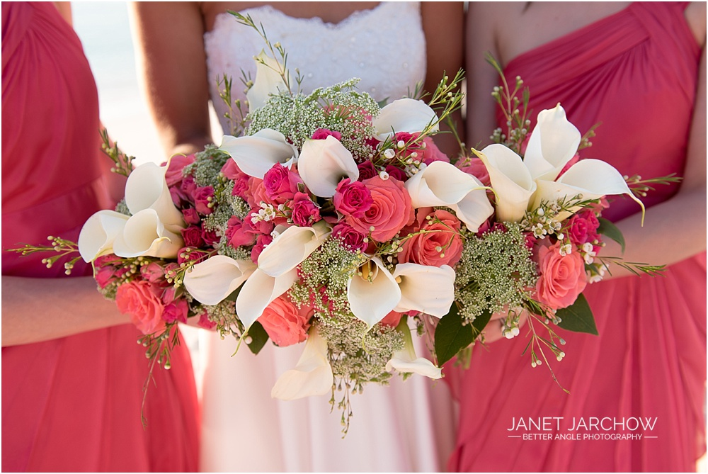 grand cayman bridal bouquet