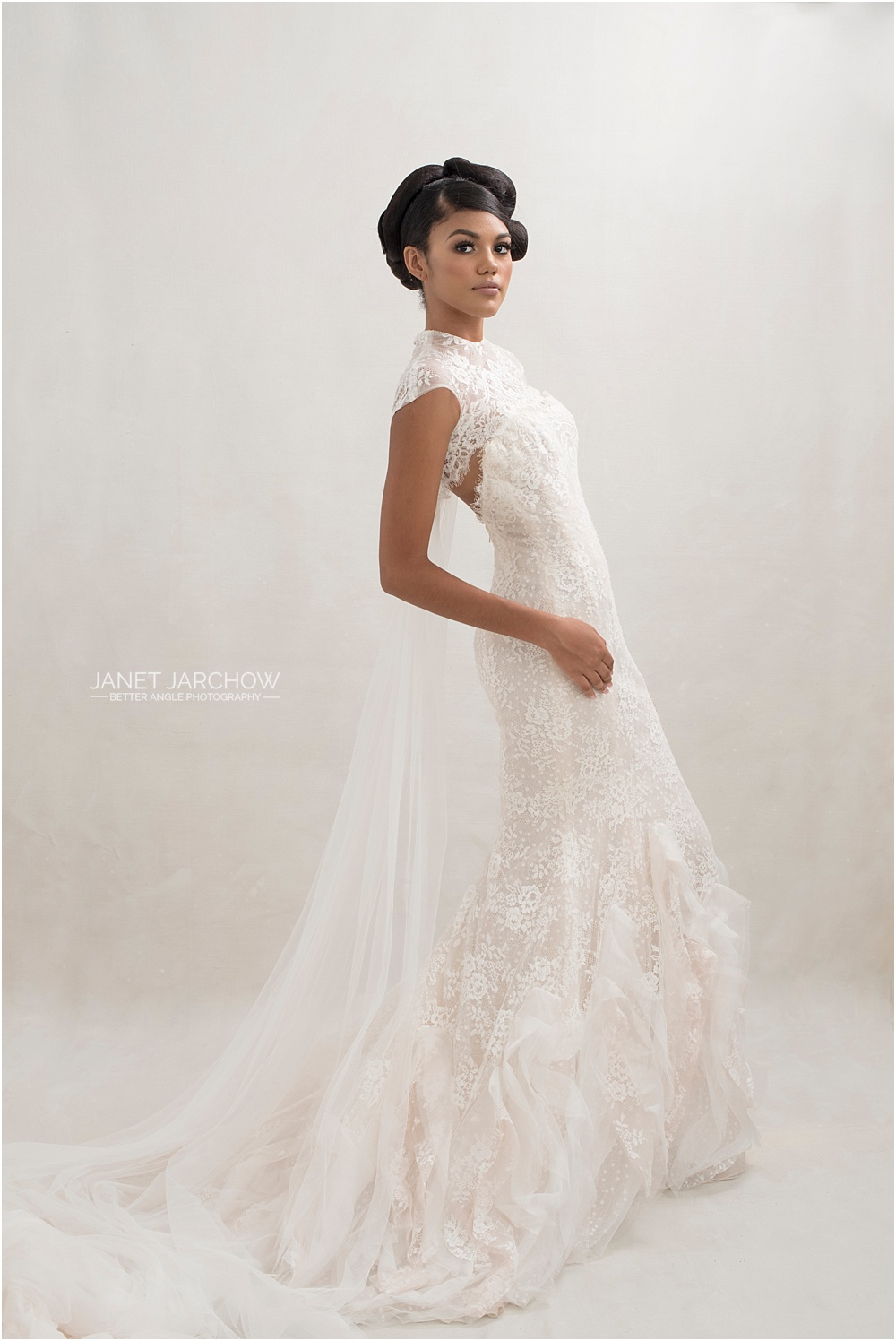 Cayman Fashion Shoot Ines di Santo Gowns