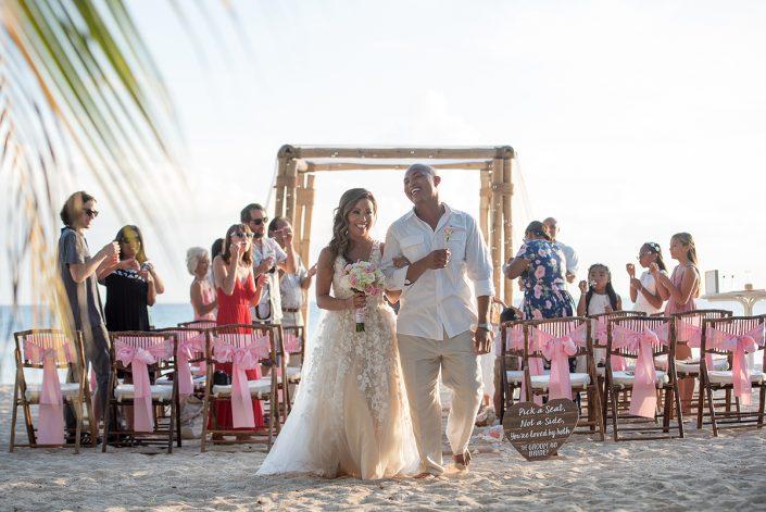 Cayman Islands Beach Wedding