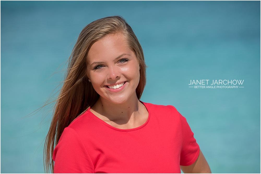 Cayman Senior Portrait Photography - Better Angle Photography
