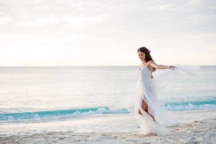 Most Perfect Cayman Wedding Dress