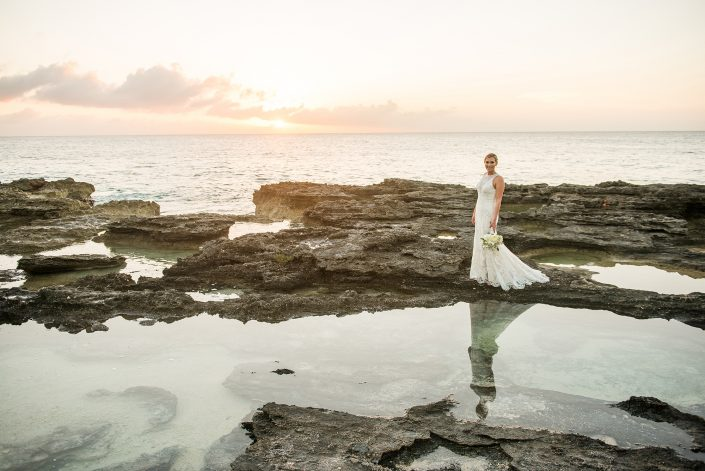 Grand Cayman Wedding Photography: Erica + Will