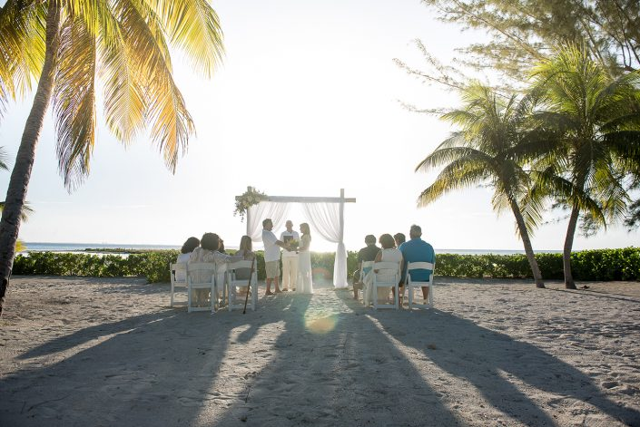 Theresa & Jim - Rum Point Vow Renewal