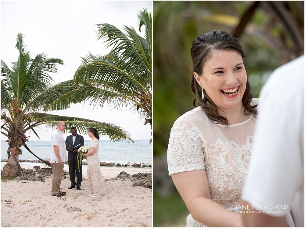 windy cayman wedding