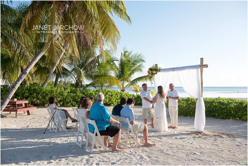 Rum Point Vow Renewal