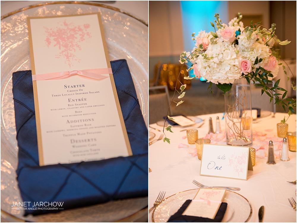 stylish westin grand cayman wedding